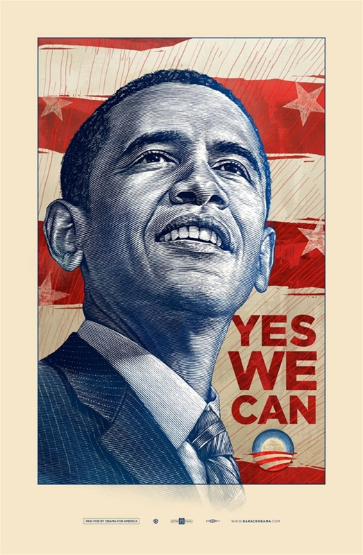 Proud to be an AmericanTransfer Propaganda Examples Obama