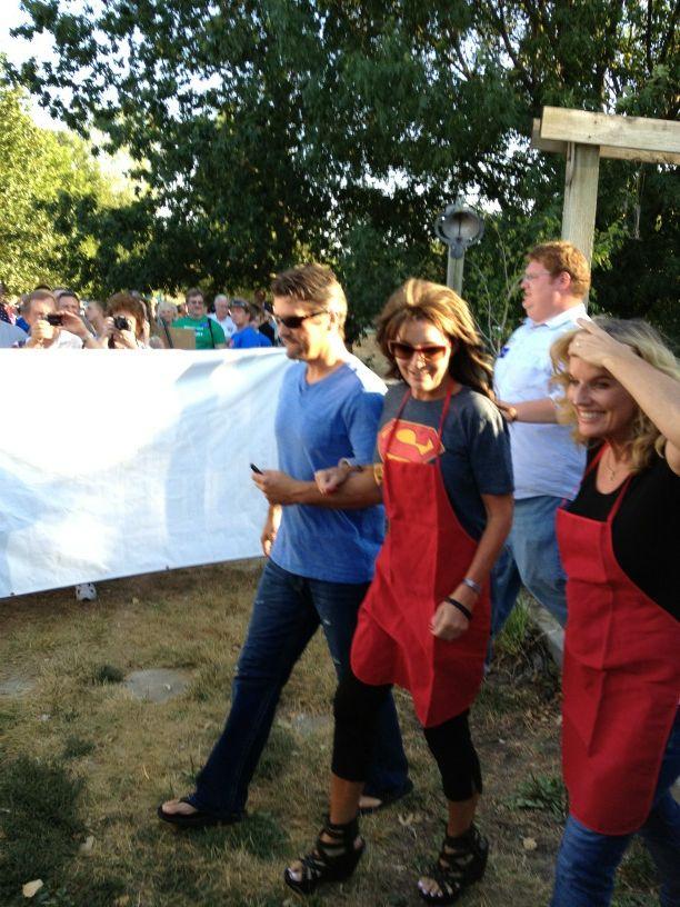 Sarah Palin Superman According to Sarah Pal...