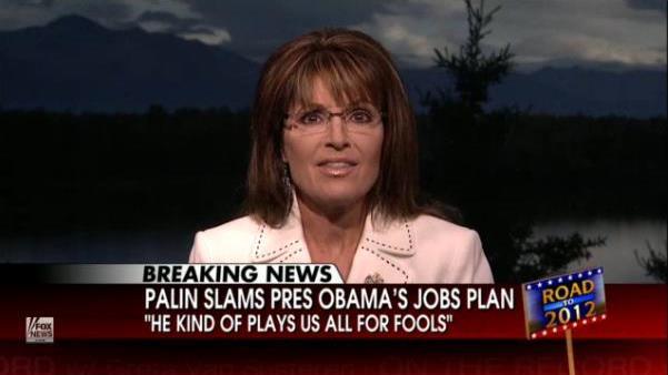 Sarah Palin Wig 24