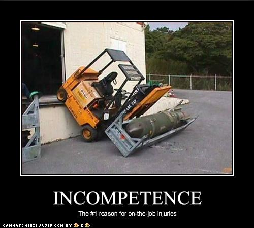 incompetence two