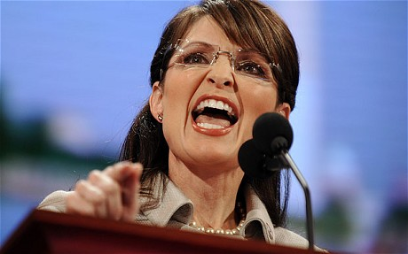 Image result for sarah palin mad