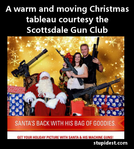 scottsdale gun club christmas