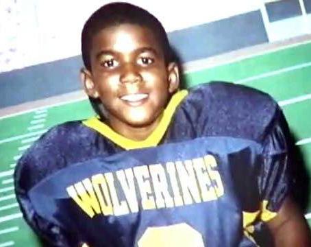 trayvon martin football