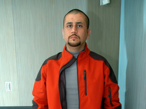 george zimmerman night of shooting no blood on jacket