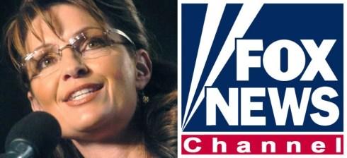 palin fox news