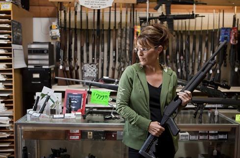 palin gun shop