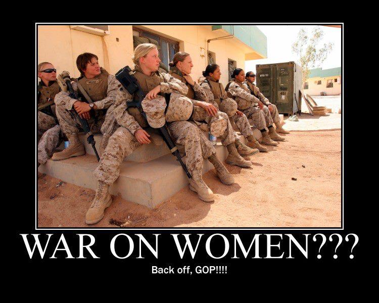 Paul Ryan is the Commander in the War on Women ...