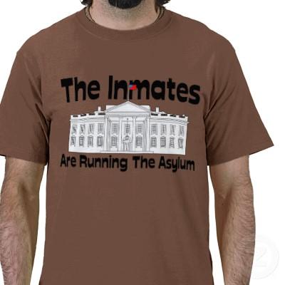 inmates running asylum