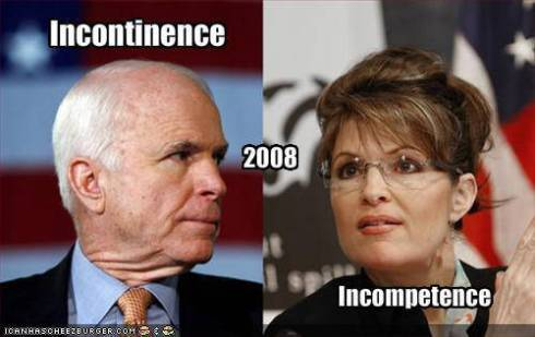 mccain and palin