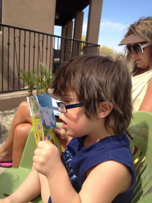 palin trig reading arizona