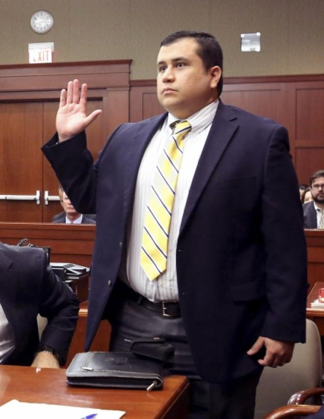 George Zimmerman is the World's Biggest Loser!