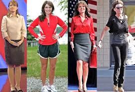 The Evolution of Sarah Palin's Push-up Bra – MaliaLitman.com