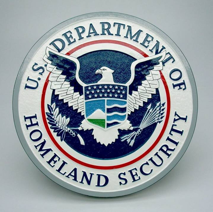 Homeland Security Has Agreed to Produce Portions of ...