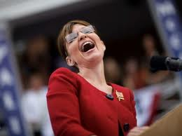 palin laughing