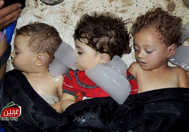 Sarah Palin   s Syrian Solution     Let Allah Sort It Out   Dead Boys We Have Come For Your Children