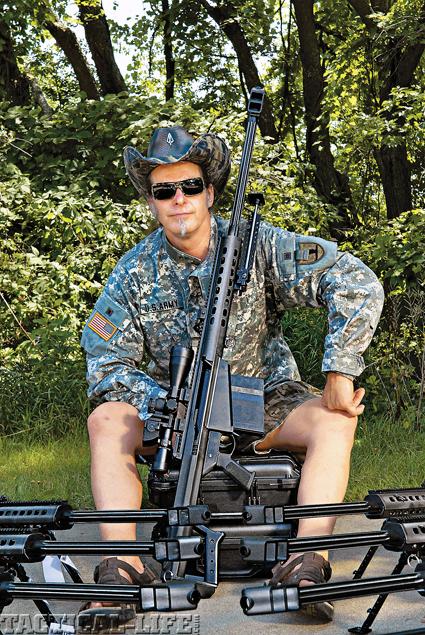 ted nugent guns