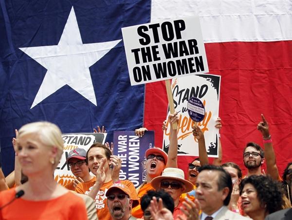 texas war on women