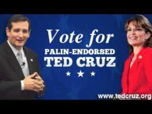 palin and cruz