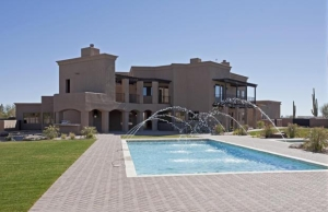 palin arizona home