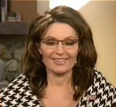 Sarah Palin Wig 107