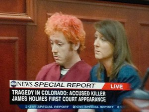 james holmes red hair