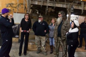 palin and duck dynasty stars