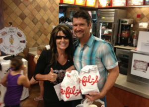 palin chick filet