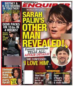 palin national enquirer brad hanson