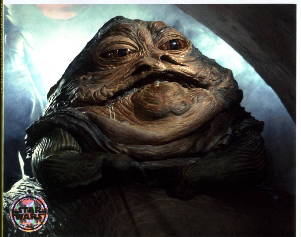 Sarah Palin and Jabba the Hutt Have Much in Common ... Jabba The Hutt