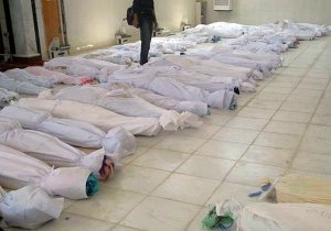 syria dead bodies