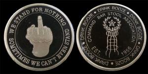 funny coin three