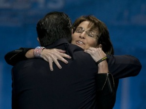 palin cruz hug