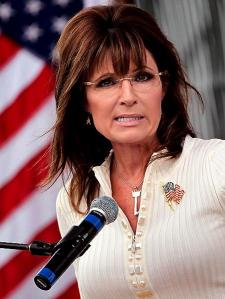 palin funny face
