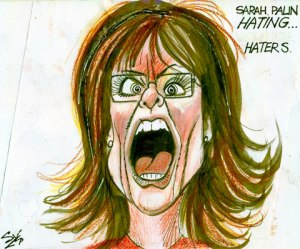 palin hating haters