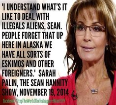 palin racist four