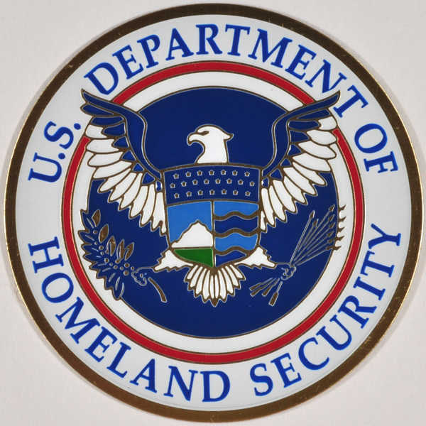 The Slogan For Department Of Homeland Security Wheels Up Pants