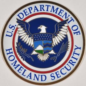 department homeland security