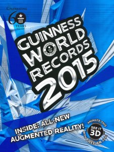 guiness world record book