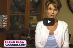 palin channel on abortion