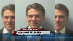 rick perry mug shot