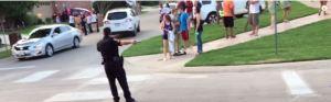 mckinney cops racist white people