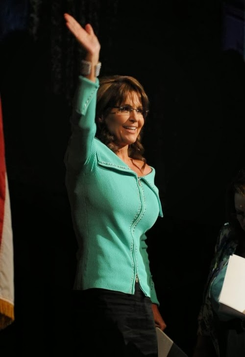 Sarah Palin Favors Choice…for Breast Size – MaliaLitman.com