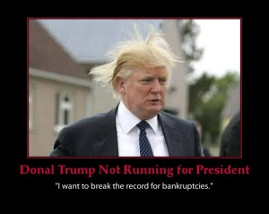 donald trump bankrupcies