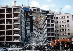 iran embassy bombing of us embassy