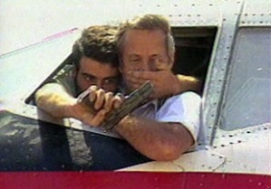 iran hijack airplane