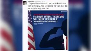 iran obama gun to head
