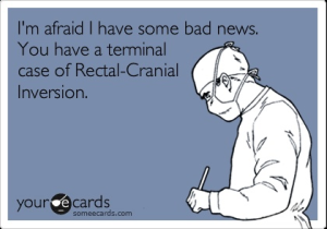 rectal cranial inversion