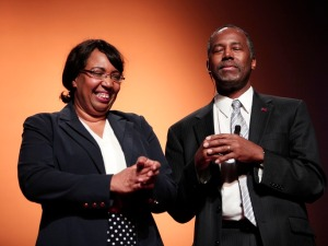 ben carson and wife