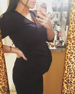 bristolpalin instigram 32 weeks