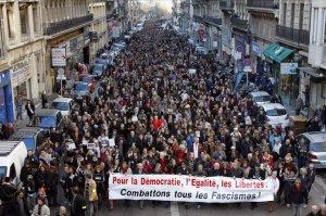 france protestors in jan 2015